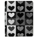 Pattern Apple iPad Mini Flip Case View1