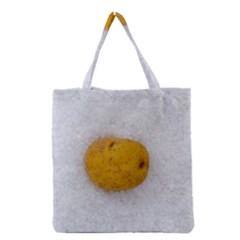 Hintergrund Salzkartoffel Grocery Tote Bag