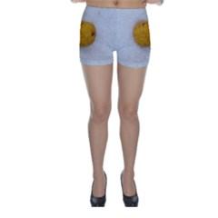 Hintergrund Salzkartoffel Skinny Shorts