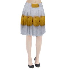 Hintergrund Salzkartoffel Pleated Skirt