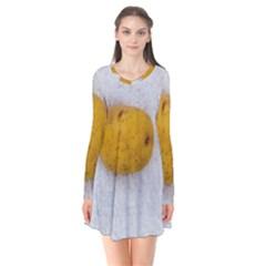 Hintergrund Salzkartoffel Flare Dress