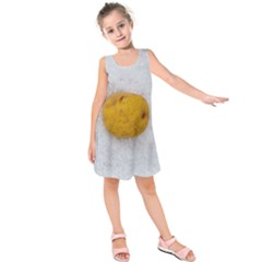 Hintergrund Salzkartoffel Kids  Sleeveless Dress