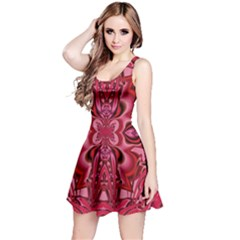 Secret Hearts Reversible Sleeveless Dress