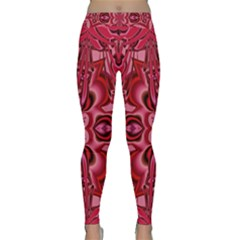 Secret Hearts Classic Yoga Leggings