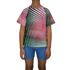 Watermelon Dream Kids  Short Sleeve Swimwear