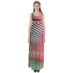 Watermelon Dream Empire Waist Maxi Dress