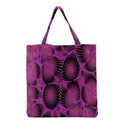 Self Similarity And Fractals Grocery Tote Bag