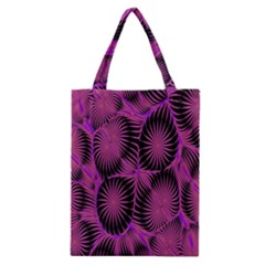 Self Similarity And Fractals Classic Tote Bag