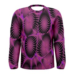 Self Similarity And Fractals Men s Long Sleeve Tee