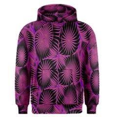 Self Similarity And Fractals Men s Pullover Hoodie