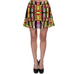 Brick House Mrtacpans Skater Skirt