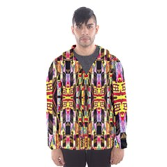 BRICK HOUSE MRTACPANS Hooded Wind Breaker (Men)