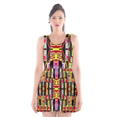 Brick House Mrtacpans Scoop Neck Skater Dress