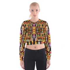 Brick House Mrtacpans Women s Cropped Sweatshirt