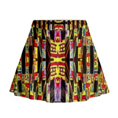 BRICK HOUSE MRTACPANS Mini Flare Skirt