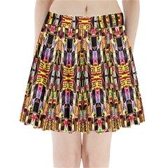 Brick House Mrtacpans Pleated Mini Skirt