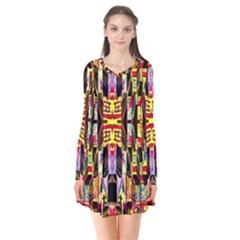 Brick House Mrtacpans Flare Dress