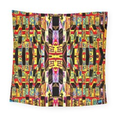 Brick House Mrtacpans Square Tapestry (large)