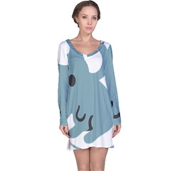 Mouse Long Sleeve Nightdress