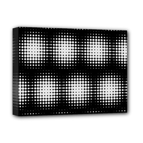 Black And White Modern Wallpaper Deluxe Canvas 16  X 12