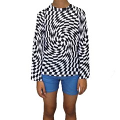 Whirl Kids  Long Sleeve Swimwear