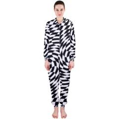 Whirl Hooded Jumpsuit (Ladies)
