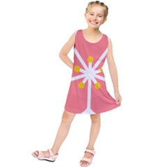 Sakura Heart Guild Flower Floral Kids  Tunic Dress