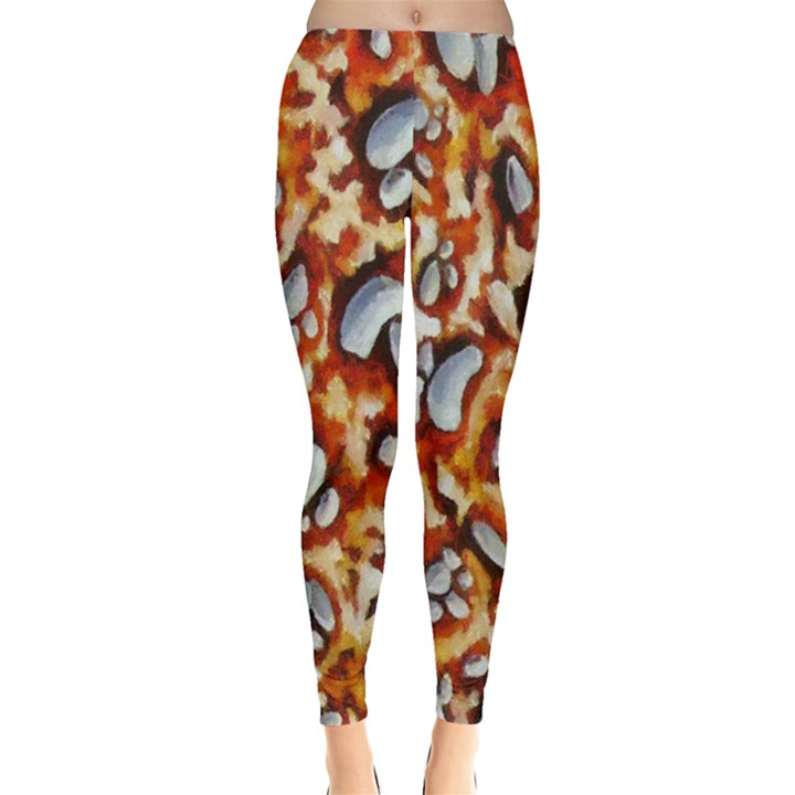 Pebble Painting Leggings