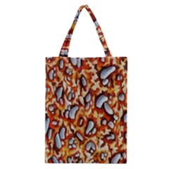 Pebble Painting Classic Tote Bag