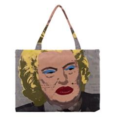 Happy Birthday Mr  President  Medium Tote Bag