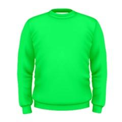 Lanai Lime Green - Acid Green Men s Sweatshirt
