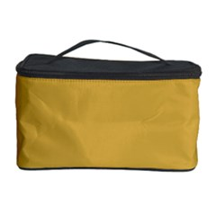 Designer Fall 2016 Color Trends-Spicy Mustard Yellow Cosmetic Storage Case
