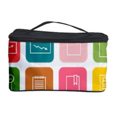 Icons Vector Cosmetic Storage Case