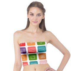 Icons Vector Tube Top