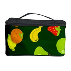 Seamless Tile Background Abstract Cosmetic Storage Case