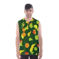Seamless Tile Background Abstract Men s Basketball Tank Top