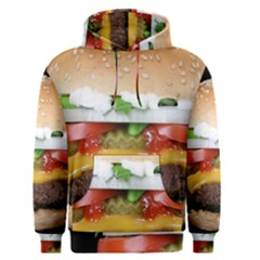 Abstract Barbeque Bbq Beauty Beef Men s Pullover Hoodie
