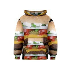 Abstract Barbeque Bbq Beauty Beef Kids  Pullover Hoodie