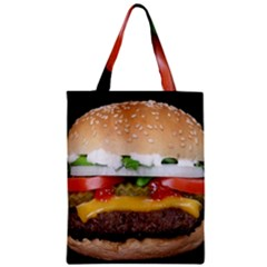 Abstract Barbeque Bbq Beauty Beef Zipper Classic Tote Bag