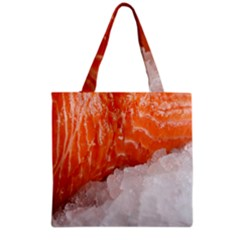 Abstract Angel Bass Beach Chef Grocery Tote Bag