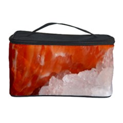 Abstract Angel Bass Beach Chef Cosmetic Storage Case