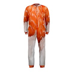 Abstract Angel Bass Beach Chef Onepiece Jumpsuit (kids)