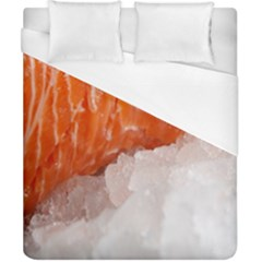 Abstract Angel Bass Beach Chef Duvet Cover (california King Size)