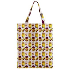 Hamburger And Fries Classic Tote Bag