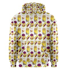 Hamburger And Fries Men s Pullover Hoodie
