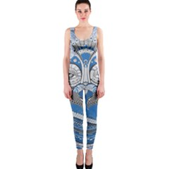 Pattern Monkey New Year S Eve OnePiece Catsuit