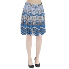 Pattern Monkey New Year S Eve Pleated Skirt