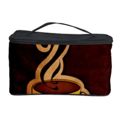 Coffee Drink Abstract Cosmetic Storage Case