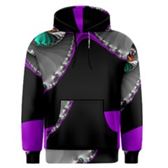 Fractal Background For Scrapbooking Or Other Men s Pullover Hoodie