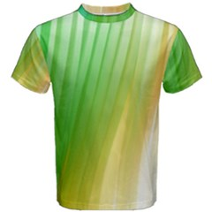 Folded Digitally Painted Abstract Paint Background Texture Men s Cotton Tee